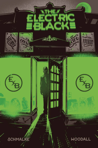 The Electric Black #1 (2nd Printing)