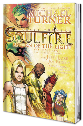 Soulfire Vol. 1: Return of the Light