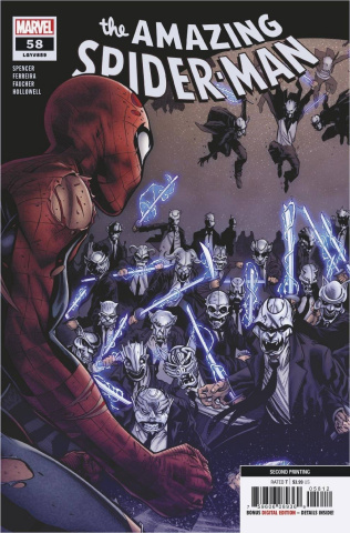 The Amazing Spider-Man #58 (2nd Printing)