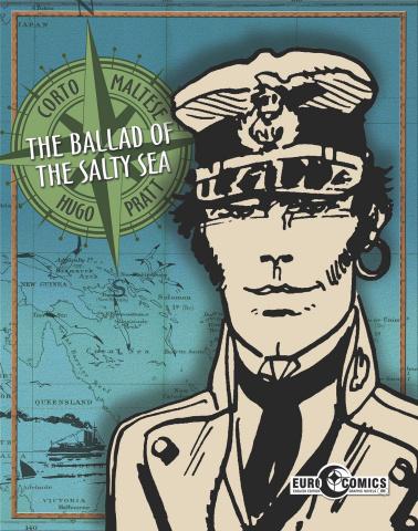 Corto Maltese: The Ballad of the Salty Sea
