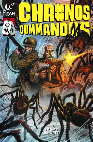 Chronos Commandos: Dawn Patrol #3
