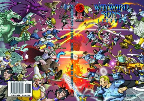 Wayward Sons Vol. 3