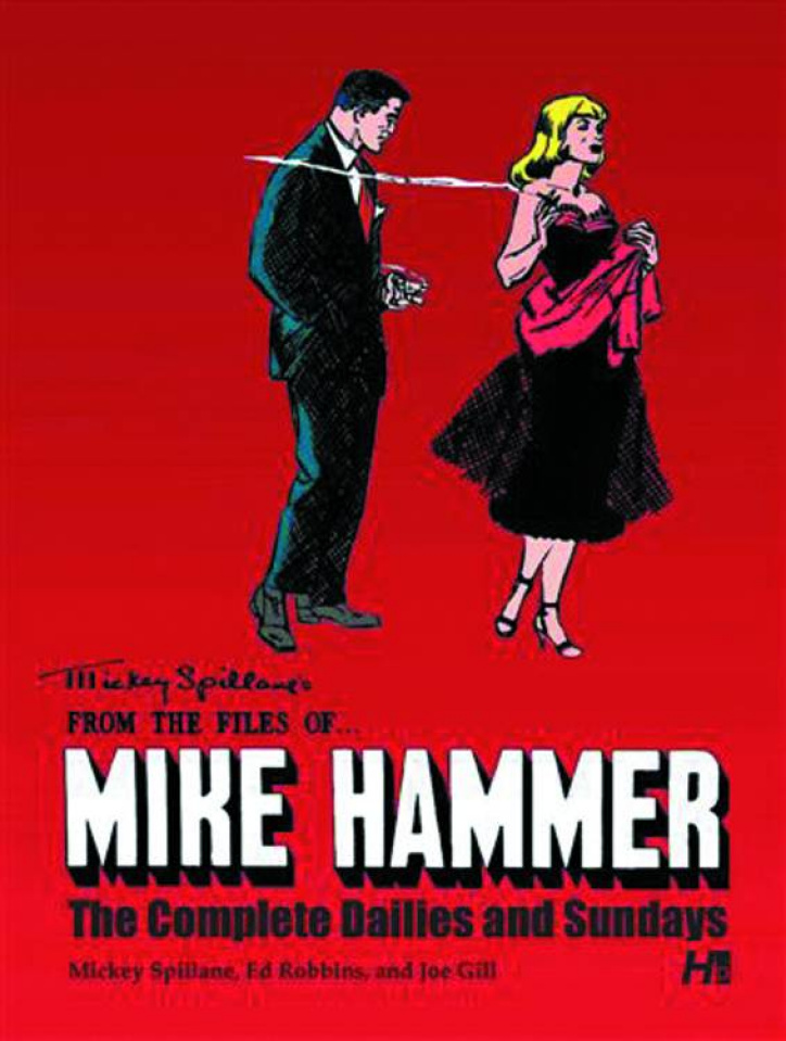 Mickey Spillane: From the Files of Mike Hammer Vol. 1