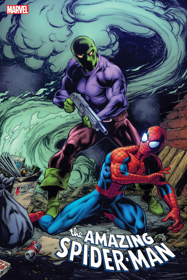 The Amazing Spider-Man #45 (Bagley Cover)
