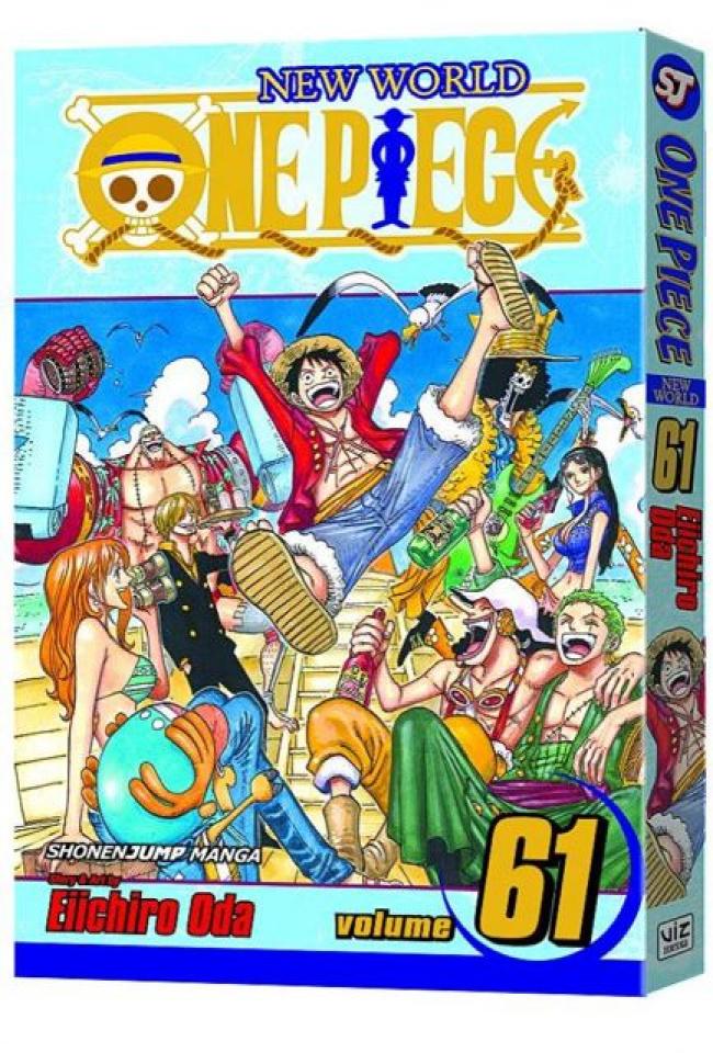 One Piece Vol. 61