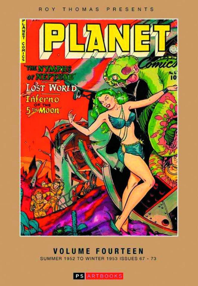 Planet Comics Vol. 14