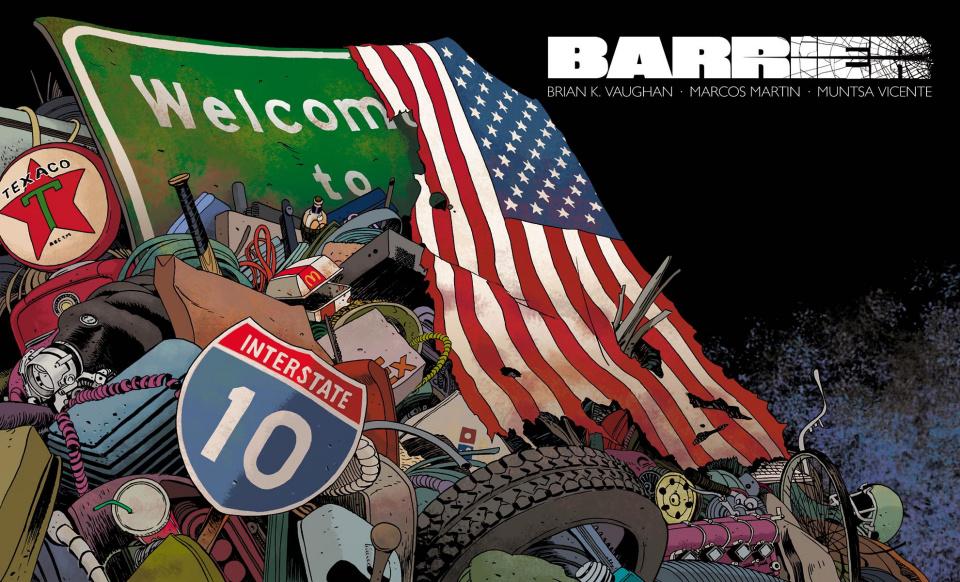 Barrier #3
