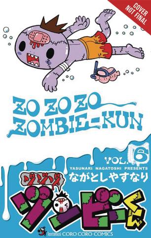 Zo Zo Zombie-Kun Vol. 6