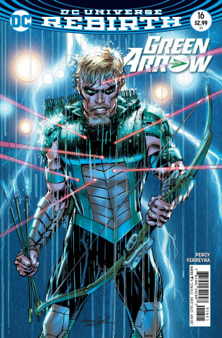 Green Arrow #16 (Variant Cover)