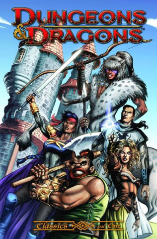 Dungeons & Dragons Classics Vol. 1