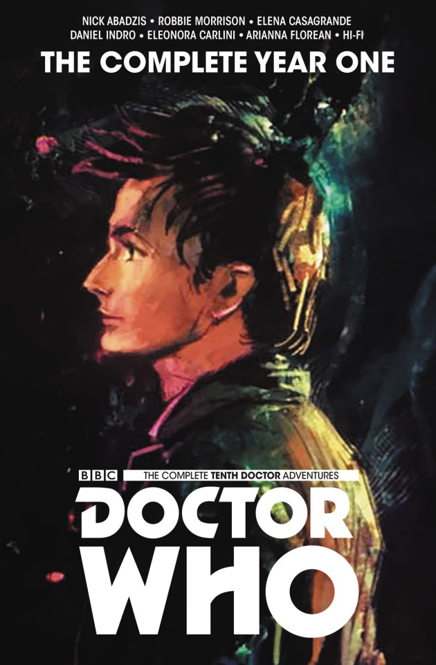 Doctor Who: New Adventures with the Tenth Doctor - The Complete Year One