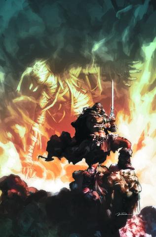 King Conan: Hour of the Dragon #1