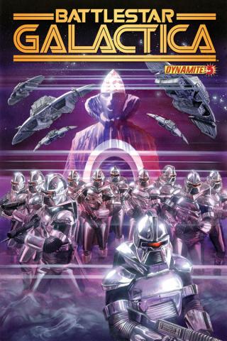 Battlestar Galactica #5