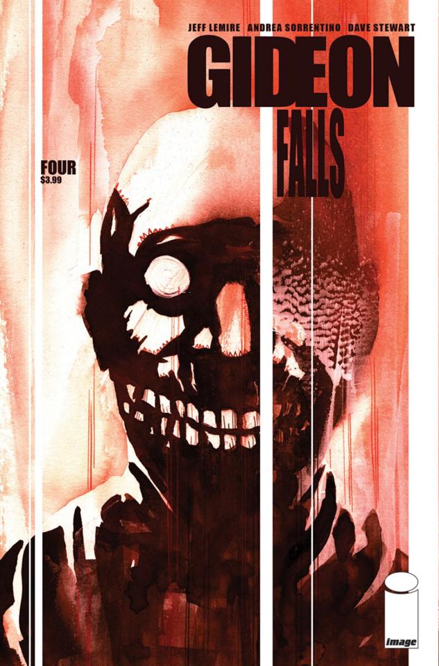 Gideon Falls #4 (Nguyen Cover)