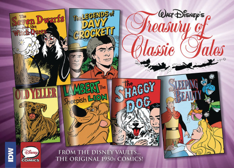 Walt Disney's Treasury of Classic Tales Vol. 2