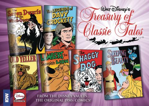 Walt Disney's Treasury of Classic Tales Vol. 2