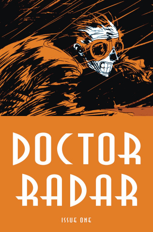 Doctor Radar #1 (Bezian Cover)