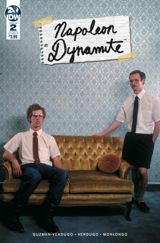 Napoleon Dynamite #2 (Photo Cover)