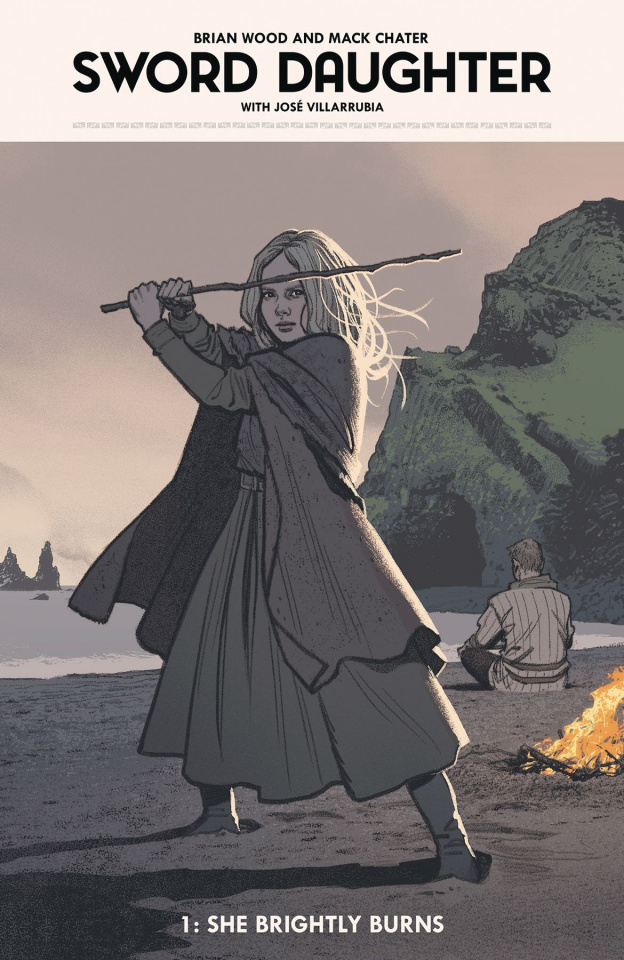 Sword Daughter Vol. 1: She Brightly Burns