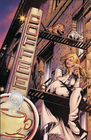 Faith #3 (10 Copy Carnero Cover)