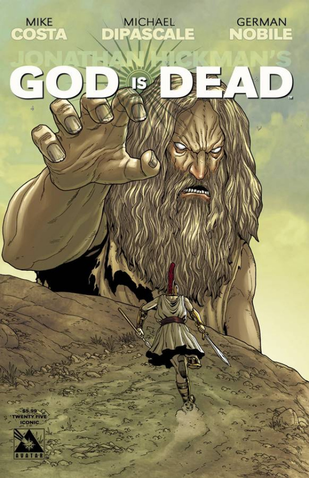 God Is Dead #25 (Iconic Cover)