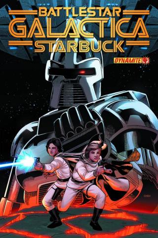 Battlestar Galactica: Starbuck #4