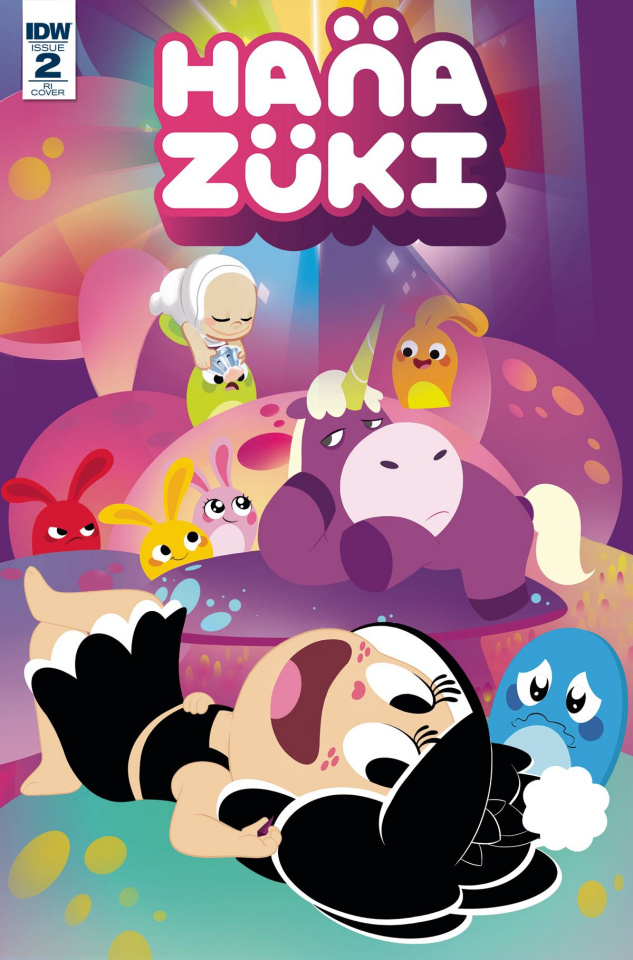 Hanazuki: Full of Treasures #2 (Pena Cover)