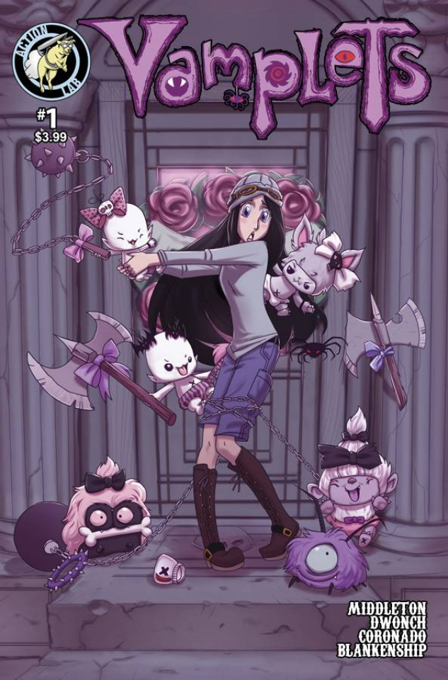 Vamplets: Nightmare Nursery #1