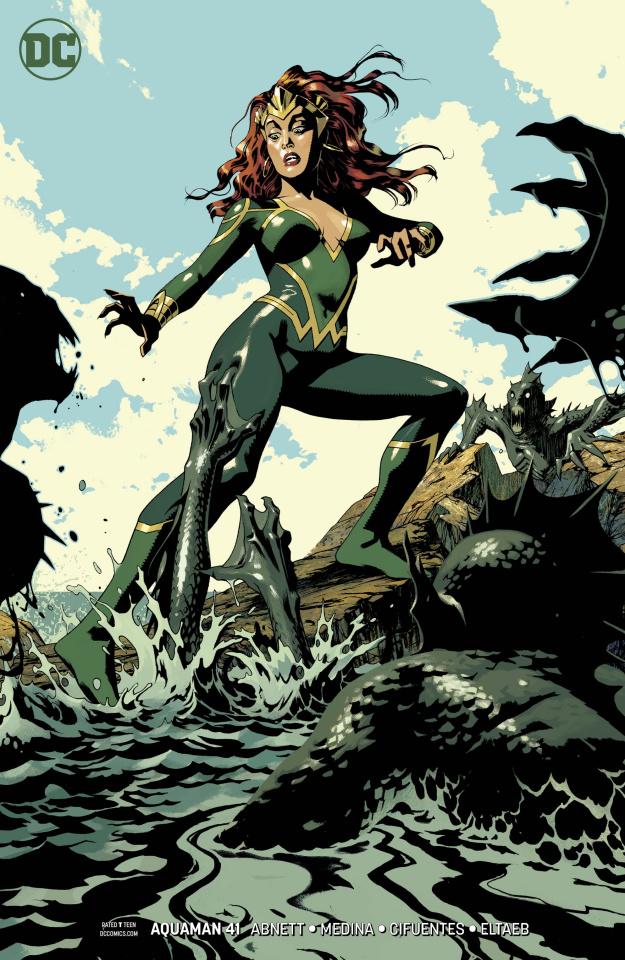 Aquaman #41 (Variant Cover)