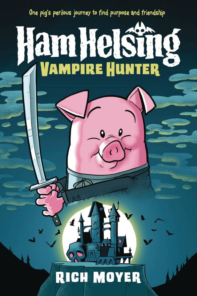 Ham Helsing Vol. 1: Vampire Hunter