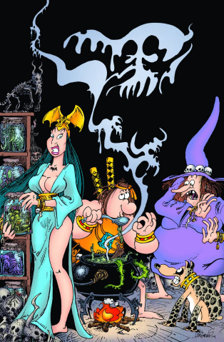 Groo: Friends and Foes #3