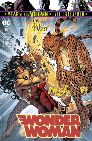 Wonder Woman #78 (Year of the Villain)