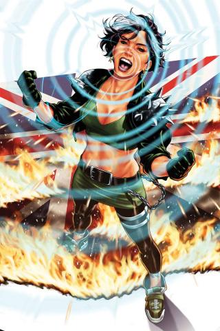 Revolutionary War: Motormouth #1