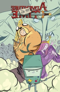 Adventure Time: The Flip Side Vol. 1