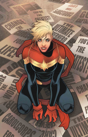The Mighty Captain Marvel #4