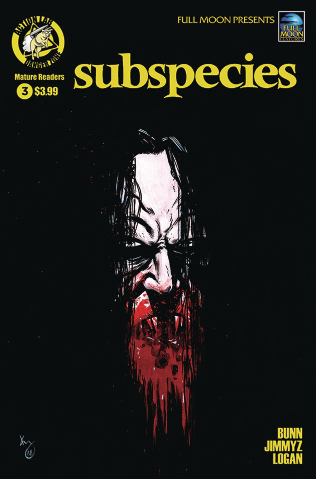 Subspecies #3 (Williams Cover)