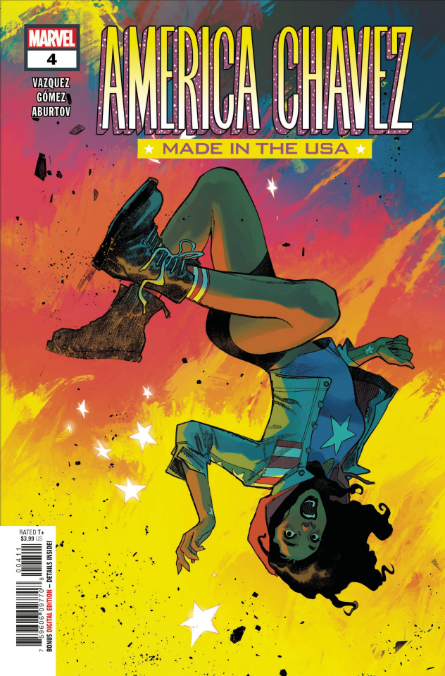 America Chavez: Made in the U.S.A. #4