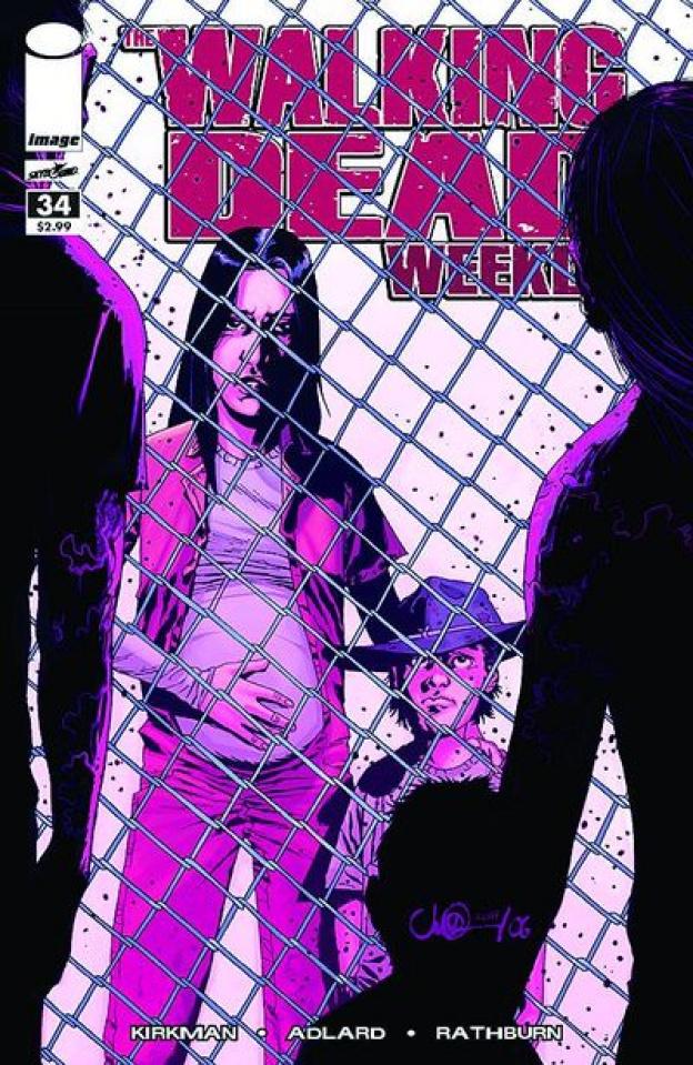 The Walking Dead Weekly #34