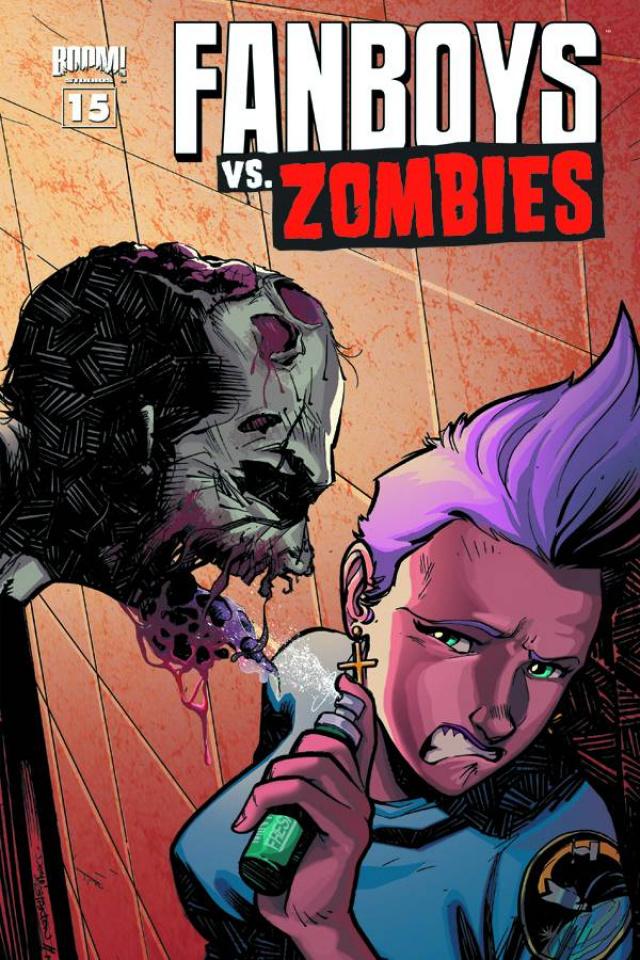 Fanboys vs. Zombies #15