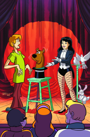 Scooby Doo Team-Up #19