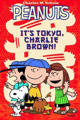 It's Tokyo, Charlie Brown!
