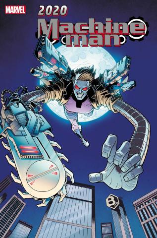 Machine Man 2020 #1