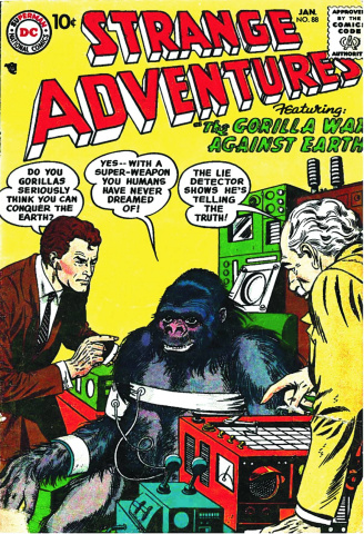 Showcase Presents Strange Adventures Vol. 2