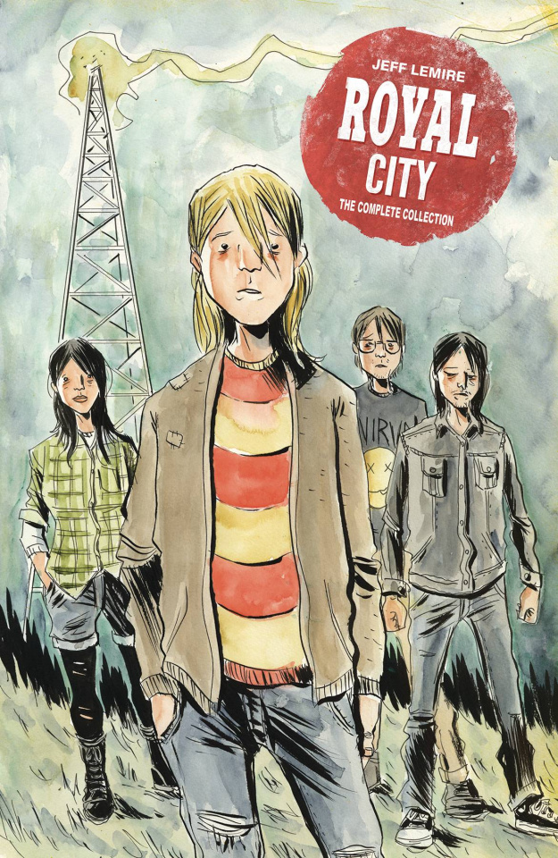 Royal City Vol. 1 (The Complete Collection)