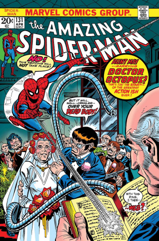 Spider-Man: The Wedding of Aunt May and Doc Ock #1 (True Believers)