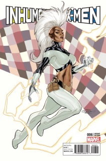 IvX #6 (X-Men Dodson Cover)