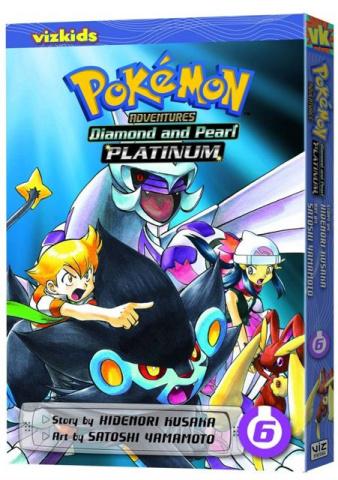 Pokémon Adventures: Platinum Vol. 6
