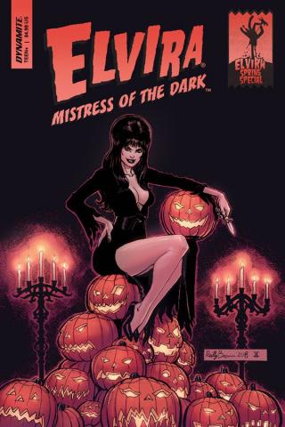 Elvira: Mistress of the Dark Spring Special