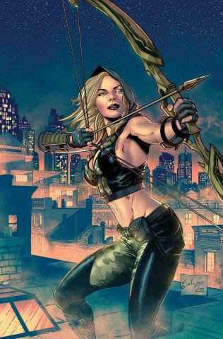 Robyn Hood: Iron Maiden #1 (Salazar Cover)