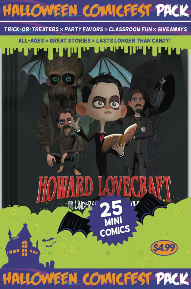 Howard Lovecraft and the Undersea Kingdom (HCF 2017)